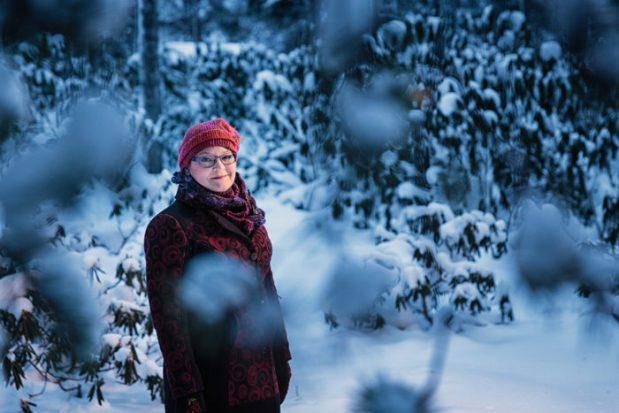 Jenny-Kangasvuo; Tuiranpuisto, Oulu 8.2.2019 - Möttönen
